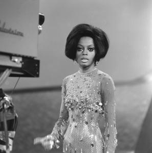 Diana RossApril 1969 © 1978 Larry Kastendiek - Image 2891_0089
