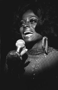 Diana Ross in concert at the Coconut Grove, Los Angeles, CAJuly 30, 1970 © 1978 Gunther - Image 2891_0115