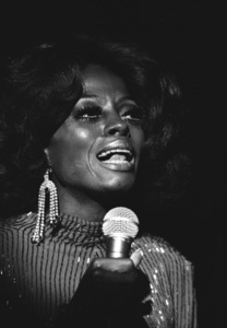 Diana Ross in concert at the Coconut Grove, Los Angeles, CAJuly 30, 1970 © 1978 Gunther - Image 2891_0116