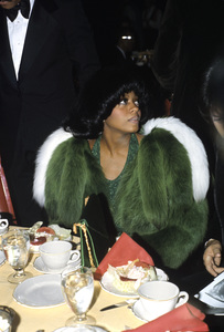 Diana Ross at the Image Awards1972 © 1978 Kim Maydole Lynch - Image 2891_0128
