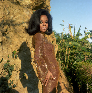 Diana Ross 1969 © 1978 Wallace Seawell - Image 2891_0135