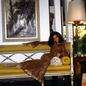 Diana Ross 1969 © 1978 Wallace Seawell - Image 2891_0136