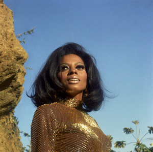 Diana Ross 1969 © 1978 Wallace Seawell - Image 2891_0137