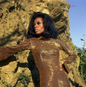 Diana Ross 1969 © 1978 Wallace Seawell - Image 2891_0138