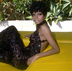 Diana Ross 1969 © 1978 Wallace Seawell - Image 2891_0140