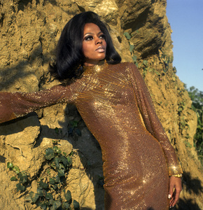 Diana Ross 1969 © 1978 Wallace Seawell - Image 2891_0142