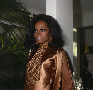 Diana Ross 1969 © 1978 Wallace Seawell - Image 2891_0143