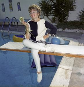 Barbara Rush1962 © 1978 Ted Allan - Image 2896_0005