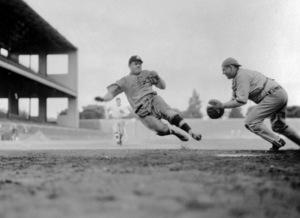 Babe Ruth circa 1927 **I.V. - Image 2900_0006