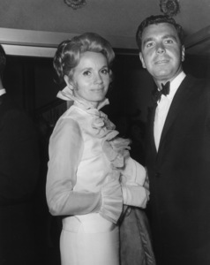 Eva Marie Saint with husband Jeffrey Hayden1966Photo by Joe Shere - Image 2905_0018