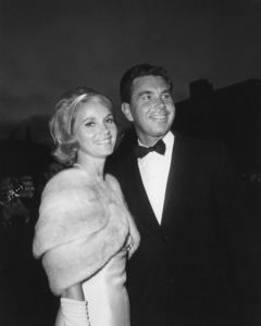 Eva Marie Saint with husband Jeffrey Hayden1965Photo by Joe Shere - Image 2905_0019