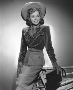 Martha ScottOctober 27, 1941Photo by Scotty WelbourneMPTV - Image 2925_0001