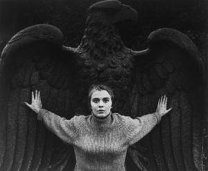 "Jean Seberg""St. Joan""1957 © 1978 Bob Willoughby - Image 2927_0037"