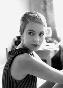 "Jean Sebergduring the filming of ""Breathless""1959 / **I.V. - Image 2927_0050"