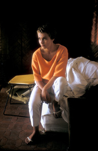 "Jean Seberg On location for""Bonjour Tristesse""  1957 © 1978 Bob Willoughby - Image 2927_0068"