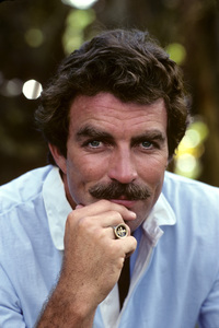 Tom Selleck1981© 1981 Gene Trindl - Image 2929_0014