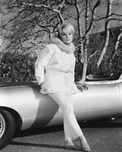 Elke Sommer and a Jaguar E-Typecirca late 1960s** I.V. - Image 2960_0030