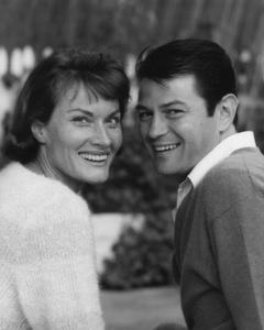 Larry Storch and his wife, Norma1962© 1978 Gene Trindl - Image 2991_0005