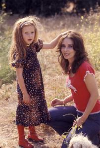 Susan Strasberg with daughter Jennifercirca 1969 © 1978 Gunther - Image 2993_0037