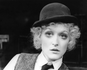 """Meryl Streep in """"Happy End"""" (stage production)1977Photo by Martha Swope** B.D.M. - Image 2994_0029"""