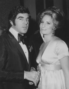 Barbra StreisandTalking with Anthony NewleyAt the Waldorf Astoria1969 - Image 2995_0232
