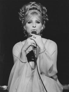 "Barbra StreisandOn the ""Ed Sullivan Show""September 16,1969Photo by Gabi Rona - Image 2995_0236"