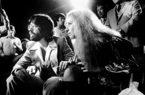 Barbra Streisand & Jon Peters1976 © 1978 Ulvis Alberts - Image 2995_0252