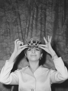 Barbra StreisandAt Ziegfeld Club