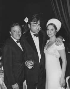 Barbra Streisand with Gene Kelly and Walter MatthauC.1968 - Image 2995_0316