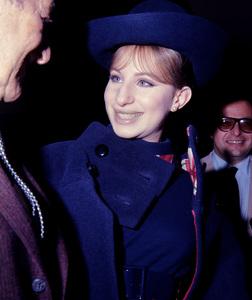 "Barbra Streisand & Director William Wylerat a ""Funny Girl"" Event1969**I.V. - Image 2995_0326"