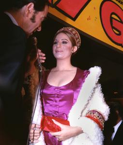 """Funny Girl"" PremiereBarbra Streisand1969** I.V. - Image 2995_0327"