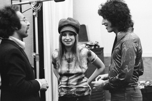 Barbra Streisand and Richard Perry1971 © 1978 Ed Thrasher - Image 2995_0329
