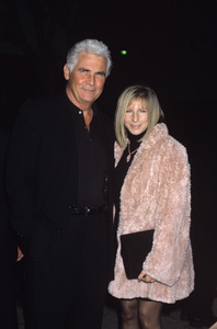 Barbra Streisand and James Brolin2003 © 2003 Gary Lewis - Image 2995_0361