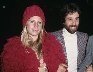 Barbra Streisand and Jon Peterscirca 1970s © 1978 Gary Lewis - Image 2995_0370