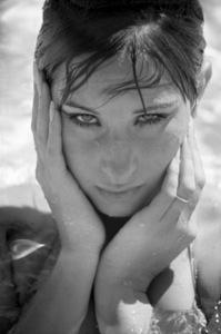 Barbra Streisand1963© 1978 Bob Willoughby - Image 2995_0382