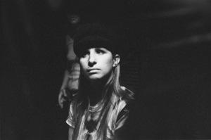 """Barbra Streisand in the studio at a recording session for the album """"Barbra Joan Streisand""""1971 © 1978 Ed Thrasher - Image 2995_0512"""