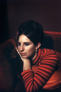 Barbra Streisand at home in New York 1967 © 1978 Bob Willoughby - Image 2995_0514