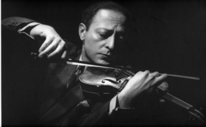 Jascha Heifetz playing the violin circa 1937 Photo by George Hurrell - Image 30_7