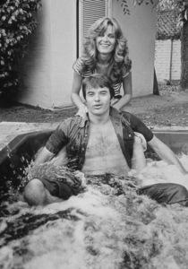 Robert Urich & Heather Menzies1977 © 1978 Ulvis Alberts - Image 3043_0031