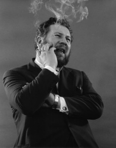 Peter Ustinov circa 1962 © 1978 Gene Trindl