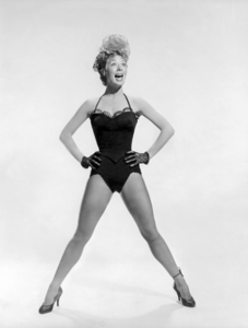 "Gwen Verdon in ""Damn Yankees!""1958 Warner Brothers** I.V. / M.T. - Image 3051_0006"