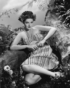 """Martha Vickers in """"That Way with Women""""1947Photo by Bert Six - Image 3054_0104"""