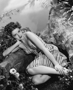 """Martha Vickers in """"That Way with Women""""1947Photo by Bert Six - Image 3054_0105"""