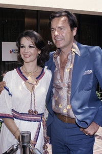 Robert Wagner and Natalie Woodcirca 1970s© 1978 Gary Lewis - Image 3064_0863