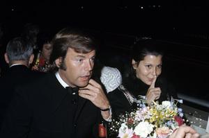Robert Wagner and Tina Sinatra1971© 1978 Gary Lewis - Image 3064_0880