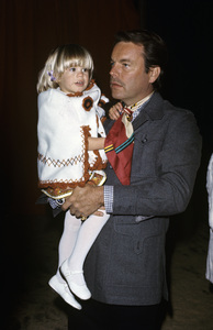 Robert Wagner with Courtney Wagnercirca 1970s© 1978 Gary Lewis - Image 3064_0884