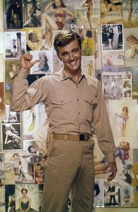 "Robert Walker Jr. as Ensign Frank Pulver in ""Ensign Pulver""1964 - Image 3068_0001"