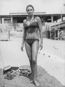Raquel Welch in Rome1966 - Image 3084_0138