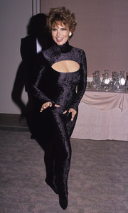 """Raquel Welch at """"The 49th Annual Golden Globe Awards""""1992 © 1992 Gary Lewis - Image 3084_0205"""