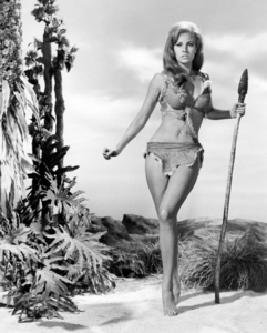 "Raquel Welch in ""One Million Years B.C.""1966 20th Century Fox** I.V. / M.T. - Image 3084_0224"